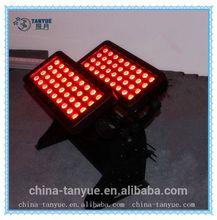 72pcs 4in1 led waterproof wall washer light