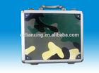 EVA foam customized insert Aluminium military case