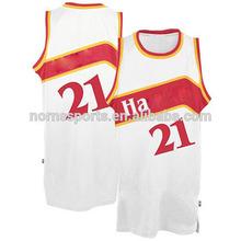 2015 Norns sublimated uniform team wear custom basketball jersey uniform design