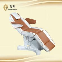 4 motors adjustable massage bed with paper roller