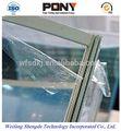 Pe película protetora para janela de vidro