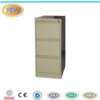 Furniture foshan china steel 3 prefab drawers cabinet