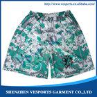 Sublimation Plus Size Polyester Basketball Shorts