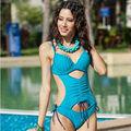 حيوان جديد الجنس والمرأة 2014 بيكيني ملابس السباحة قطعة واحدة