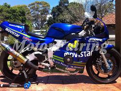 cbr250rr kit for Honda cbr250 mc22 1991 1992 1993 1994 1995 1996 1997 1998 movistar
