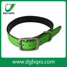 reflective big dog or cat collar