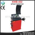 Kwb402 lançamento original máquina de balanceamento de rodas preço