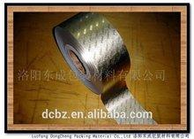 glitter metallic gold cigarette wrapping paper embossed embossing aluminum foil laminated paper alu foil paper with custom logo
