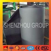 heat insulation nbr pvc nitrile rubber rubber foam sheet