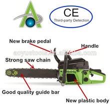 45cc petrol saw,fuel-efficient,4500 gasoline saw,easy start chain saw
