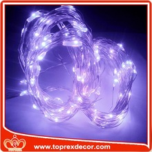 Manufactory blue led christmas net lights