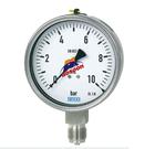 wika Bourdon tube pressure gauge Stainless steel safety version 232.30 233.30