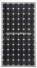 190W mono solar panel, 36V output, for 24V system