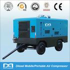 Portable Mining Used Screw Air Compressor