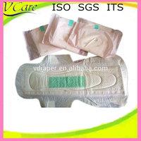 organic cotton sanitary napkin disposable cotton sanitary napkins hot sell in India