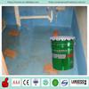 High strength polyurethane elastic waterproof coating material