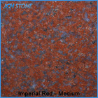 Nature high polished Imperial red granite importers