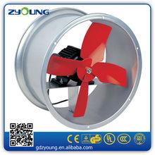 industrial ventilating axial fan/industrial exhaust fan/axial fan motor