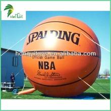 Inflatable Ground Ball inflatable giant basketballs