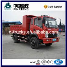 2014 SINOTRUK CDW 4x2 diesel mini truck