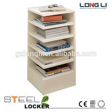 Steel libreria, comodino, business mobili per ufficio