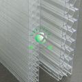 Pc makrolon matéria-prima de alta transmissão de luz clara 14mm folha do policarbonato lexan