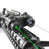 Shotgun Military Infrared Green Laser Sight for Rifles