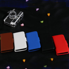 New Fashion High Quality Flip Leather Case for iPhone 4 4S 5 5S 5C ID Credit Card Slot Photo Frame Stand Design RCD02342