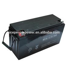 2014 hot Ocean professional 12V 200AH lead acid battery gel batteries 12v 160ah for Solar inverter UPS high quality