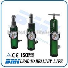 ospedalieri ce regolatore della bombola di ossigeno per i dispositivi medici