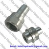 KZE-BA Series Super High Pressure Screw Type Hydraulic Quick Release Couplings Fitting