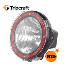 "Lightstorm 4"" 7"" 12V 35W 55W HID Driving Lights 4x4 /Red Ring HID Headlight/Driving Light With H3 6000k HID"
