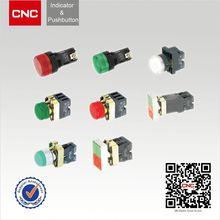 CNC led temperature indicator shower