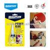 Excellent 3G instant super glue,China supplier of power glue, High quality Economical super glue 502