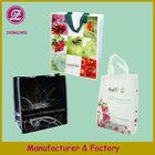 guangzhou supplier custom pp laminated non woven bag for shopping