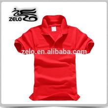 New style hot sale custom free sample polo shirt