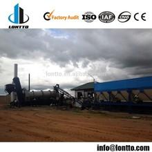DHB20 Mobile Asphalt Plant/Continuous Asphalt Plant for sale
