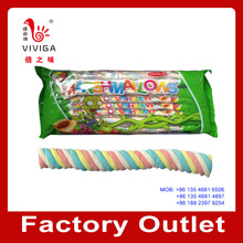 20g Rainbow Twist Long Colored Marshmallows