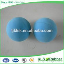 bule bouncy ball