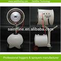 Push mão elétrico centrífuga ventilador névoa de água industrial
