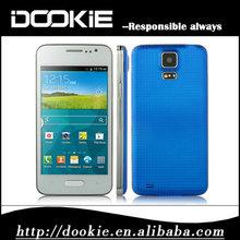 Android 4.2 Dual SIM Card Dual Standby(one micro-sim card) Mini S5 mobile phone