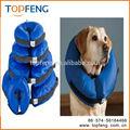 Pet collar/gonflables. premium et de protection col/chien et chat collier