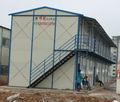 Pequeña orden aceptable Huracán a prueba de Casas prefabricadas Hecho En china