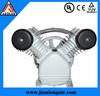 belt driven piston air compressor pump with CE JL-2065 , air compressor head