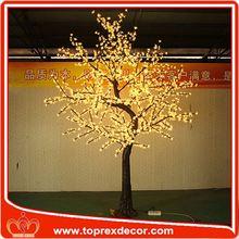 China factory plush musical christmas tree toy