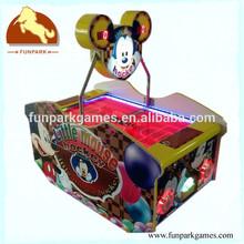 Mini air hockey ticket game machine amusement equipment
