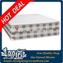 wholesale pillow top king foam continuous coil mattress