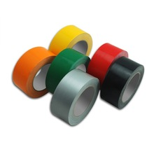waterproof carton sealing colored duct tape