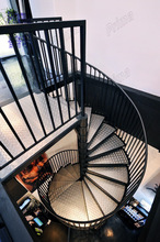 outdoor stairs galvanized stair treads wrought iron spiral staircase