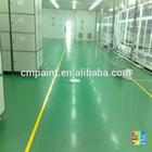 Wear resistance Epoxy flooring -epoxy floor coating machines- paint producer